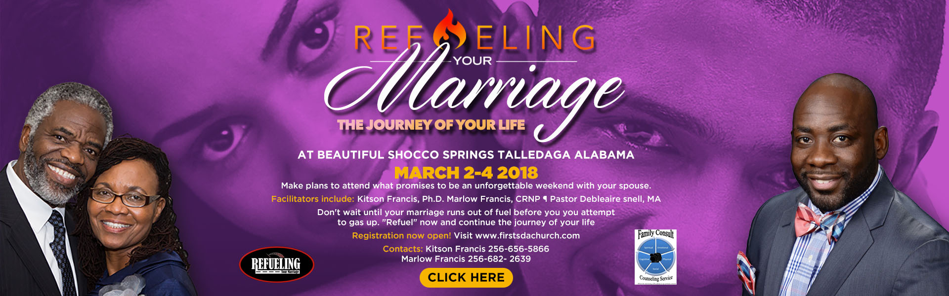 Refueling Your Marriage – Web Banner